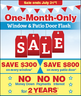 wilmington replacement window sale july 2018