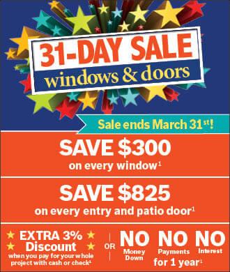 march window replacement patio door sale image